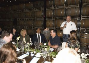 Chef-Howie-Columbia-Winery-Barrel-Room-Russel-Wilson-Alaska-Airlines-Event-2