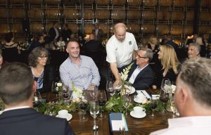Chef-Howie-Columbia-Winery-Barrel-Room-Russel-Wilson-Alaska-Airlines-Event